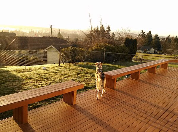 new deck company replacement