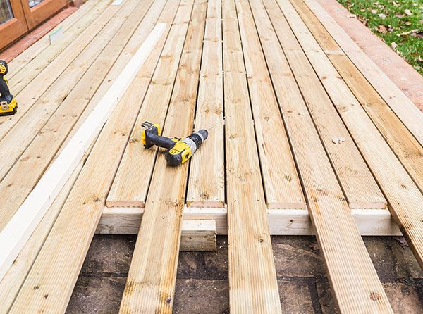 new deck building company