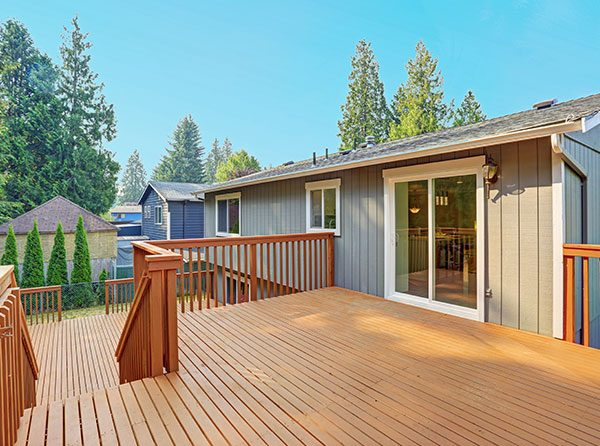 deck replacement and installation