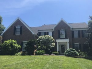 new roof on lancaster county home
