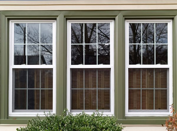 new replacement windows on lancaster county home